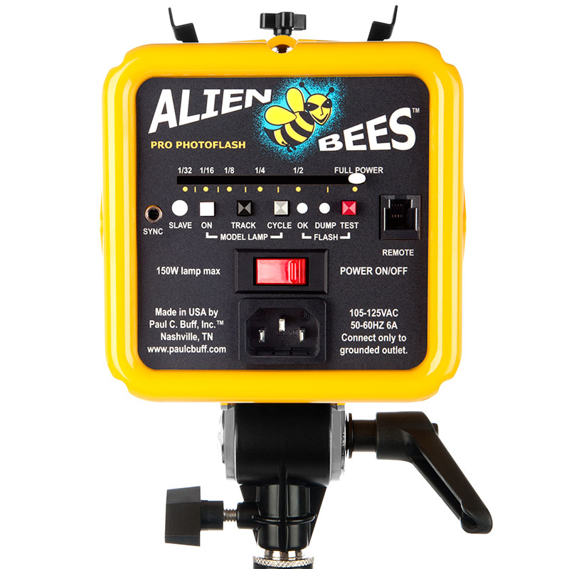 ... AlienBees B800 Yellow ... Pictures