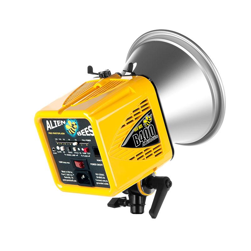 Alien Bees B800 Lighting Kit: AlienBees B400